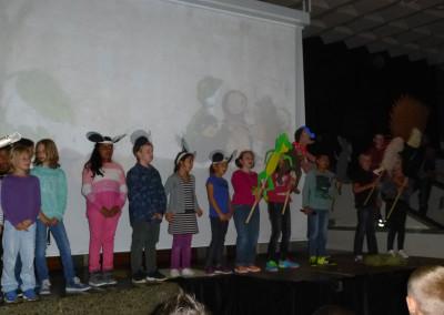 Grundschulchor und Theater-AG