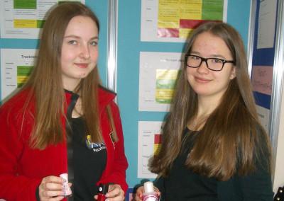 RW 2015 - Christina Ott & Selina Januschek
