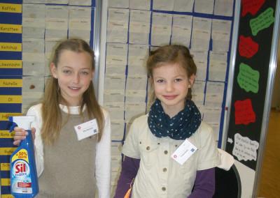 RW 2015 - Alina Neumaier & Emma Hanke