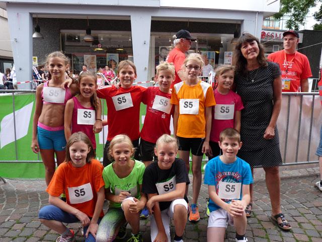 Karl-Kessler-Schule Sieger beim Aalener Stadtlauf 2015
