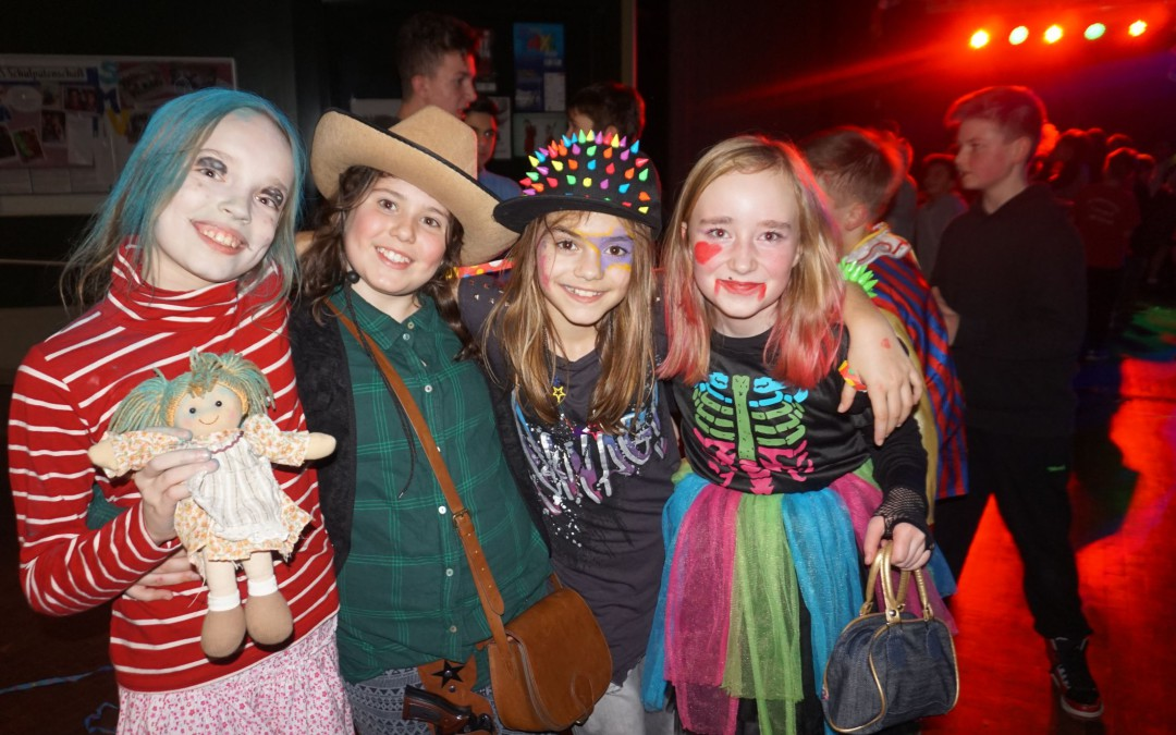 """Party on an Fasching"""
