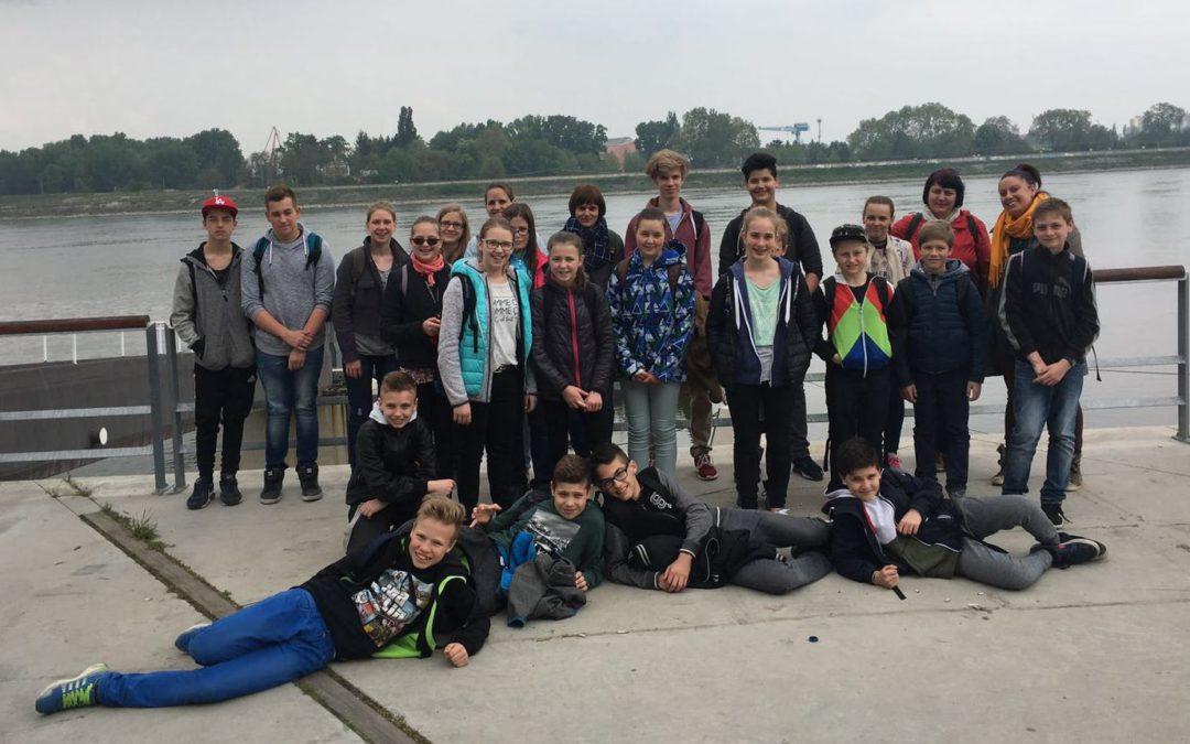 KKS-Schülerinnen und Schüler zum fünften Mal zu Besuch in Tatabánya