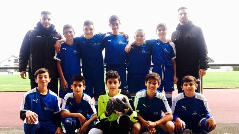 Jugend Trainiert für Olympia Fußball