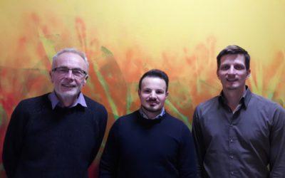 Führungswechsel im Förderverein der Karl-Kessler-Schule