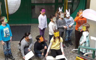 Theater-AG der Grundschule präsentiert ihr erstes Stück