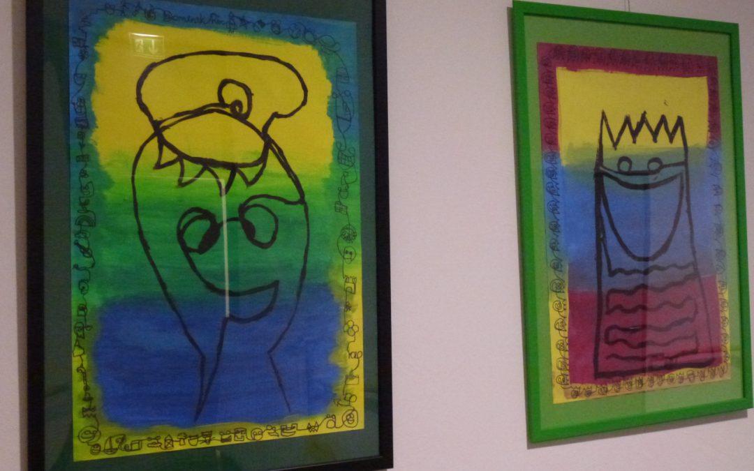 Kunstausstellung im Pflegeheim Marienhöhe