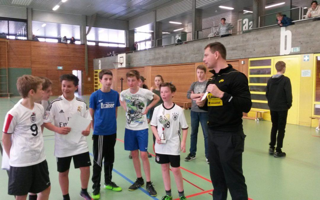 Neuer Teilnehmerrekord beim Fußballturnier 2017