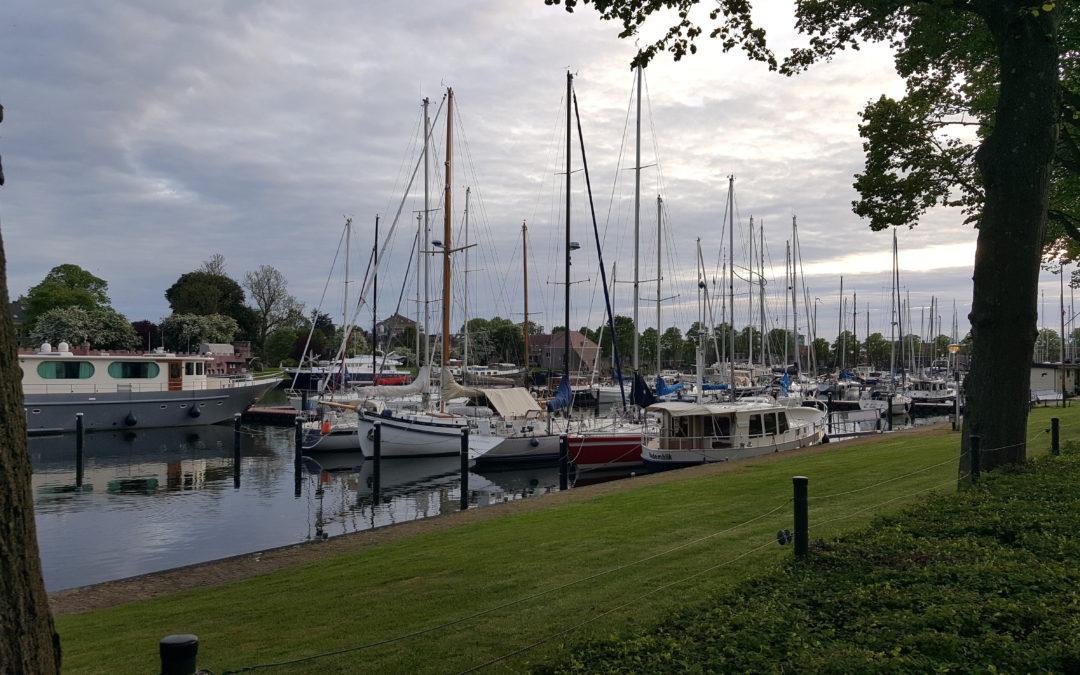 Segeltörn / Schullandheim der Klassen W7a und W7b in Holland auf dem Ijsselmeer