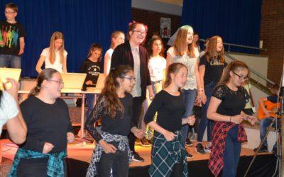 Kleinkunstabend an der Karl-Kessler-Schule am 23. Mai 2017