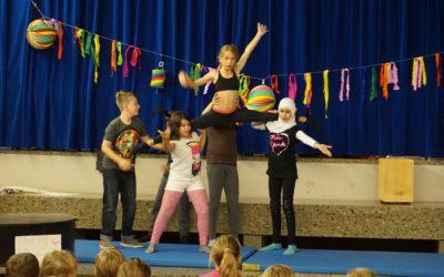 """Grandioser Abschied der Klasse 4a: Musical """"Waldfest der Tiere"""""""