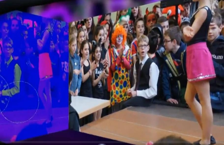 Medien-AG erstellt Video zum KKS-Song