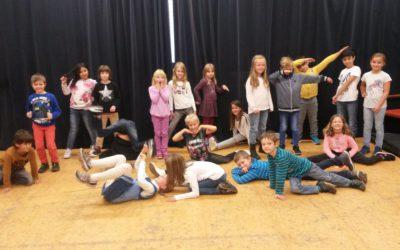Klasse 3a zu Gast beim Theater der Stadt Aalen