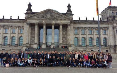 Studienfahrt der Realschulklassen 10 der Karl-Kessler-Schule 09. – 13.10.2017
