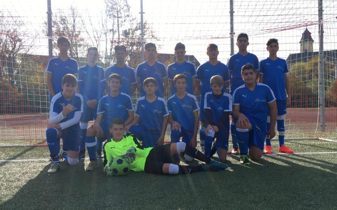 Jugend trainiert für Olympia – Fußball