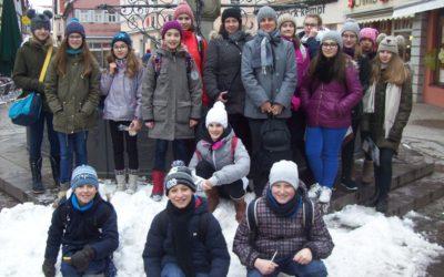 Schüler aus Ungarn zu Gast an der KKS
