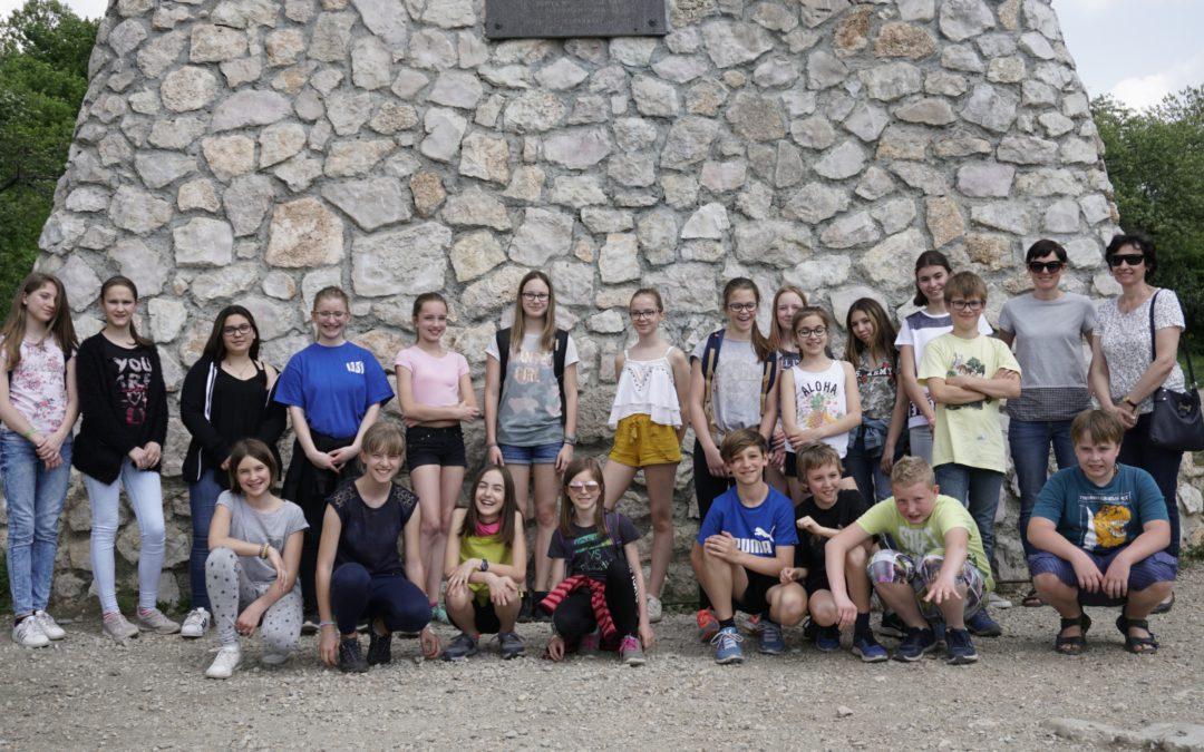 Herzliche Einladung zum Schüleraustausch mit Tatabánya/Ungarn 2019