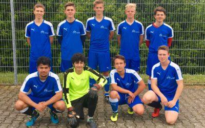 Jugend trainiert für Olympia  Fußball – Erneuter Turniersieg unserer KKS in Schrozberg