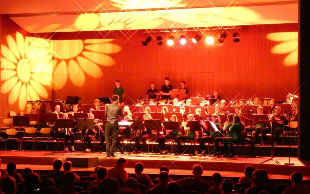 Sommerkonzert der Karl-Kessler-Schule