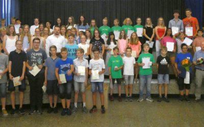 Schulfest der Karl-Kessler-Schule am 23.07.2018