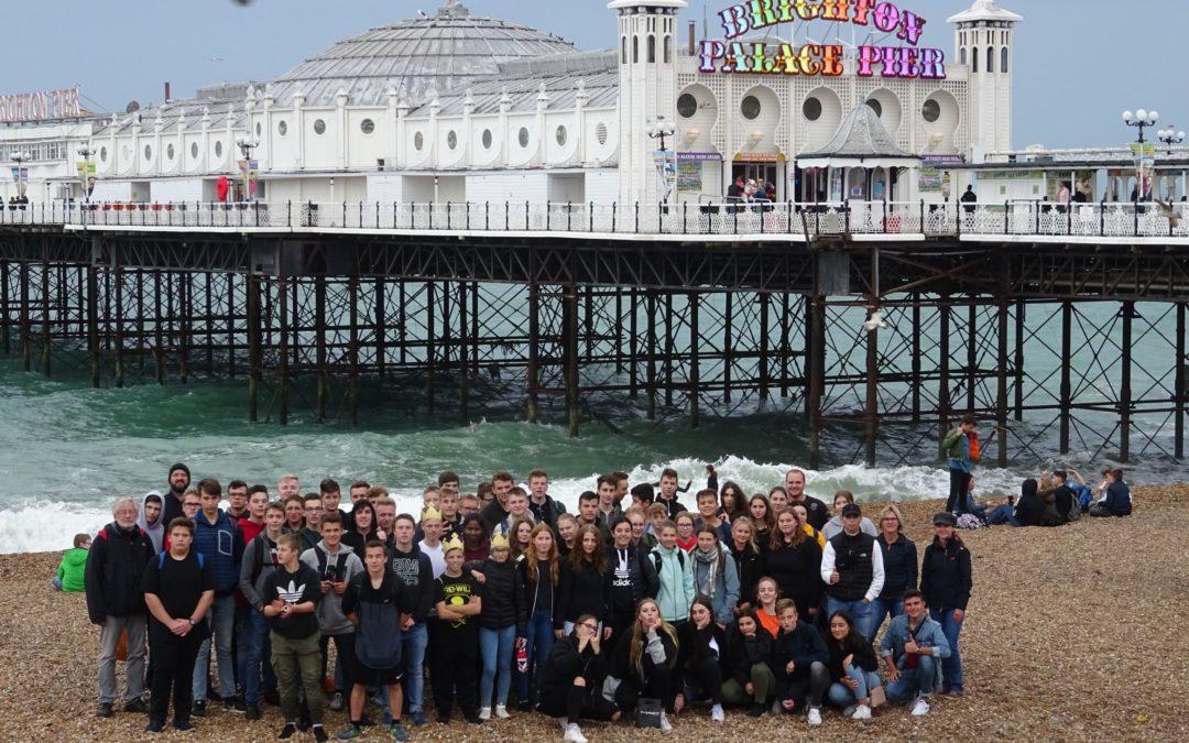 Studienfahrt der R10abc nach London vom 8. – 13. Oktober 2018