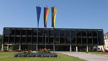 Klassen 9 besuchen den Landtag