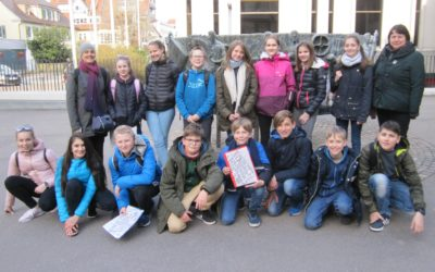 Gäste aus Ungarn an der KKS
