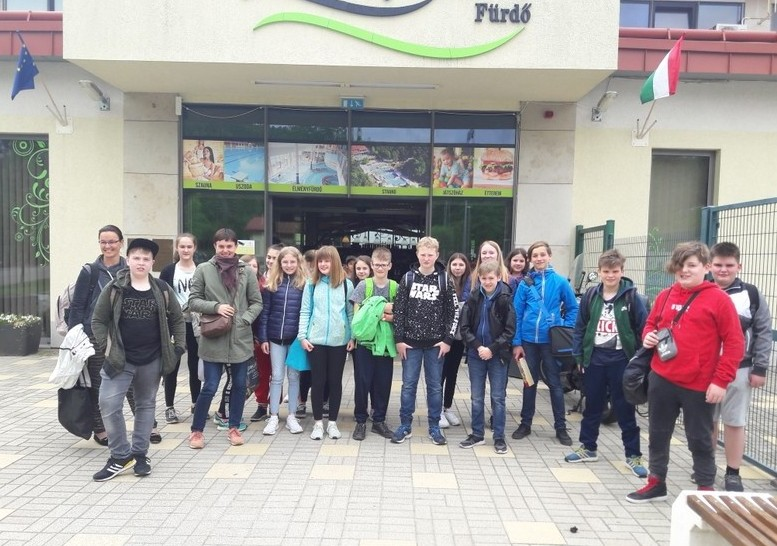 Schüleraustausch Ungarn 2019 – eine spitzen Gruppe