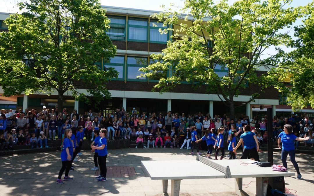 Stundenplan außer Kraft – Projektwoche in der Grundschule der KKS