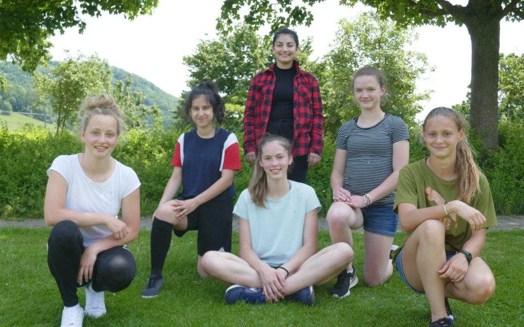 Jugend trainiert für Olympia – Leichtathletik – 2. Platz im Kreisfinale
