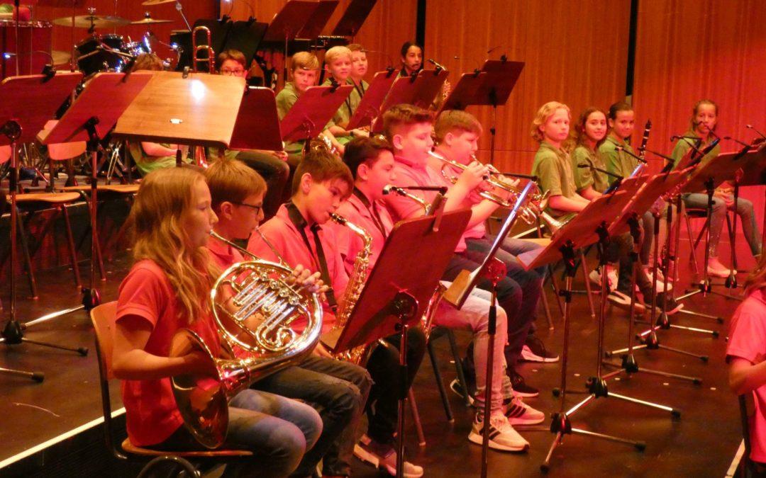 Sommerkonzert 2019 der Karl-Kessler-Schule
