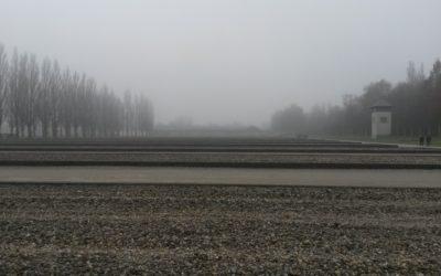 Exkursion der Klassen 10 nach Dachau und München am 25. November 2019