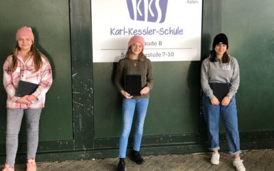 Teilnahme der KKS am Regionalwettbewerb von Jugend debattiert