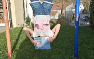 Langeweile? – Die 5b empfiehlt Lesen